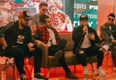Rotundo éxito el lanzamiento del nuevo álbum del Grupo Kvrass: Dale Play