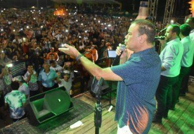 Iván Villazón, prende la feria de la Chinita en Maracaibo – Venezuela