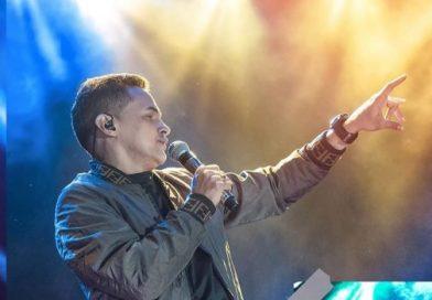 Jorge Celedón, brillante presentación en el festival de Nobsa – Boyacá y San Martin – Meta