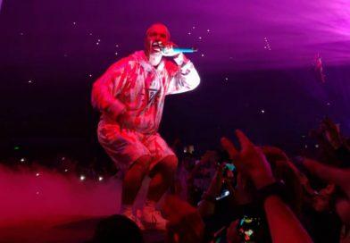 En imágenes: así fue el concierto de J Balvin en Bogotá