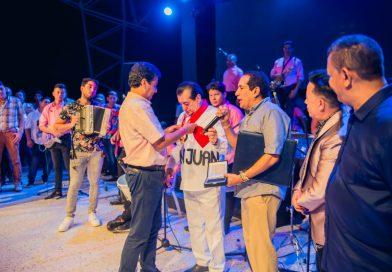 Con éxito se desarrolló el 43 Festival Nacional de Compositores de San Juan del Cesar, en el sur de la Guajira