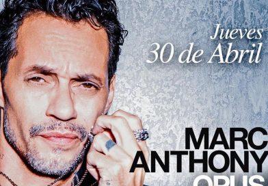 Marc Antony Artista confirmado para el Festival 2020