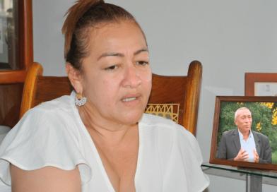 Indira de la Cruz, viuda del compositor Romualdo Brito, anuncia que, para marzo del próximo año, lanzará el álbum que el maestro dejó grabado
