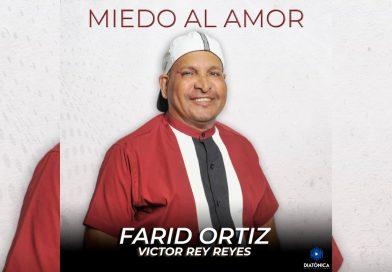 Farid Ortiz estrena 'Miedo al amor' para celebrar su cumpleaños