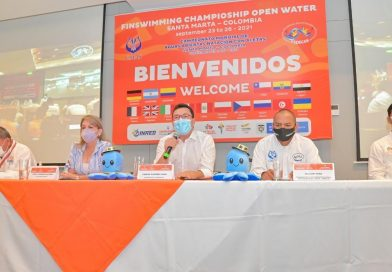 Gracias a visión de un verdadero Cambio, Santa Marta hoy es epicentro de eventos deportivos de talla internacional: Gobernador Caicedo